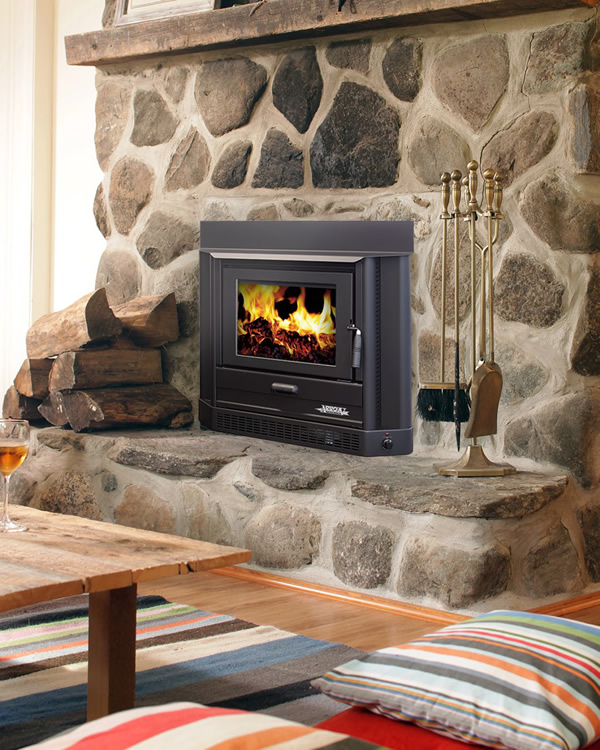 Arrow 1600 inbuilt woodheater